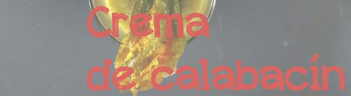 Cabecera-crema de calabacin