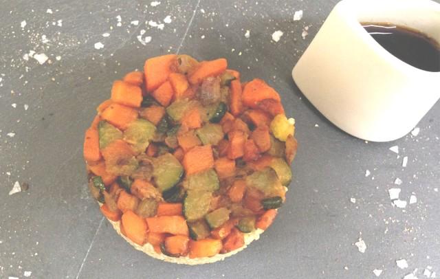 Quinoa con verduras y soja puredepalabras