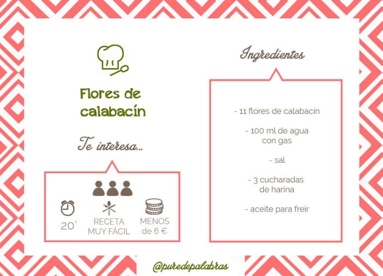 INFO VISUAL_Flores de calabacín