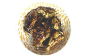 Alitas de pollo horneadas puredepalabras