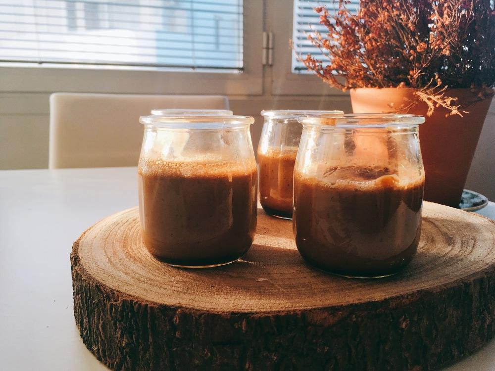 flan de café puredepalabras