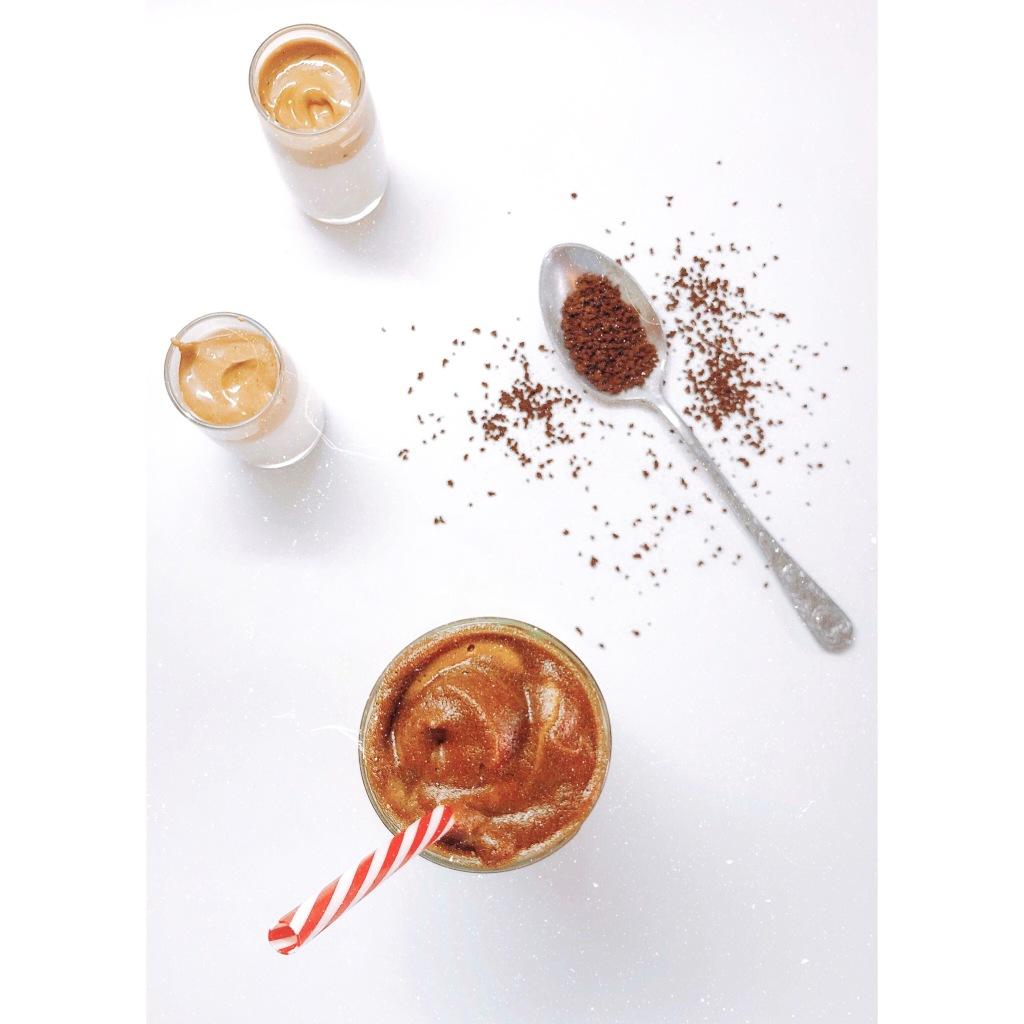 Café Dalgona sin azúcar. Foto: @puredepalabras
