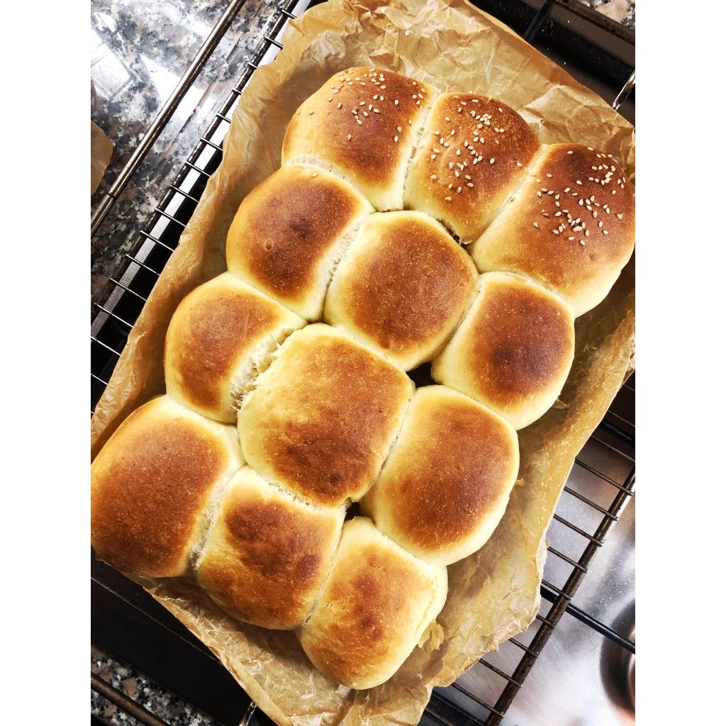 Shake Shack buns. Foto: @puredepalabras