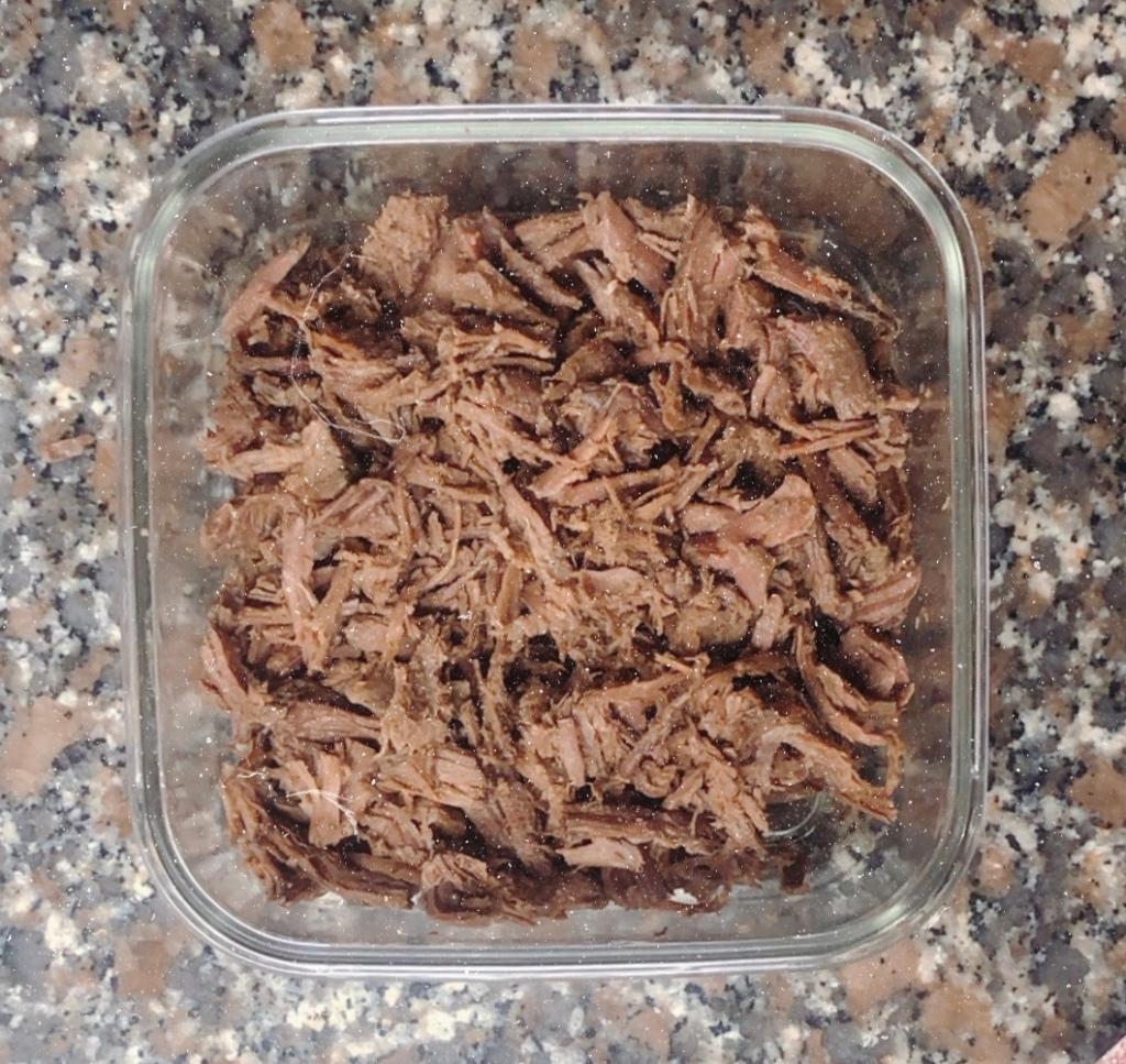 Ternera estofada en Crock-Pot. Foto: @puredepalabras
